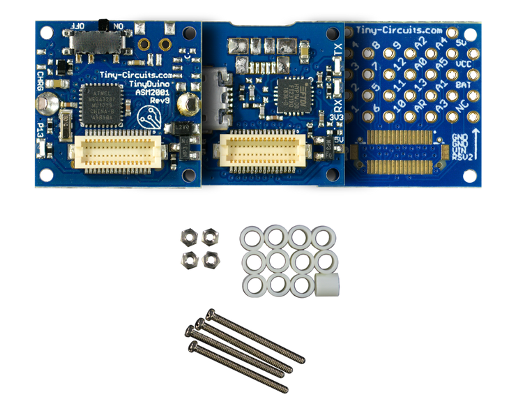 TinyDuino Basic Kit - Coin Cell Version
