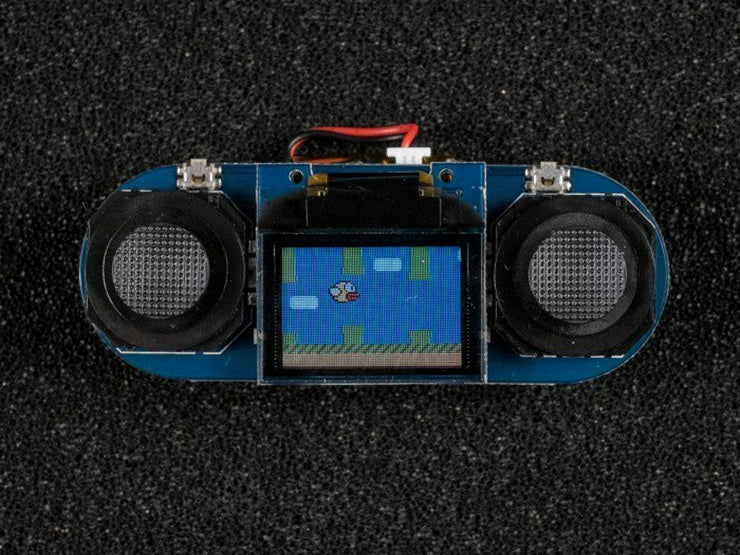 TinyScreen Video Game Kit (discontinued) - TinyCircuits