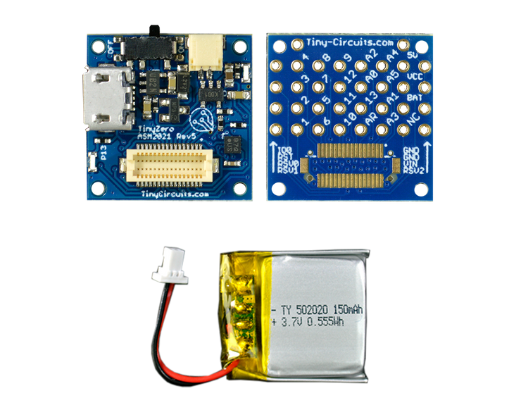 TinyZero Basic Kit
