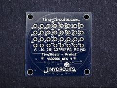 Proto Board 1 TinyShield (discontinued) - TinyCircuits