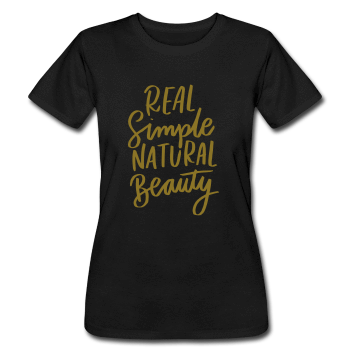 Real Simple Natural Beauty GOLD DESIGN *CLEARANCE* - Ven & Rose