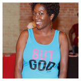But God Fitted Tank  (DISCONTINUED ITEM) - Ven & Rose