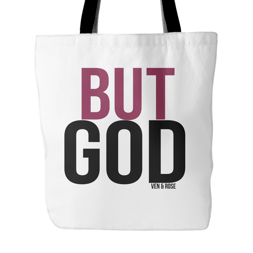 But God Tote - Ven & Rose