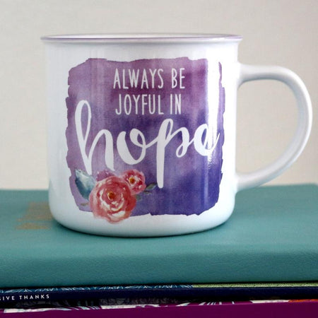 Be Still & Know Camp Mug