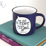 Be Still & Know Camp Mug - Ven & Rose