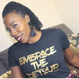 Embrace The Detour Tee - Ven & Rose