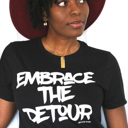 Embrace The Detour Sweatshirt