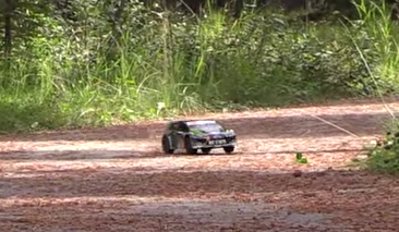 More Ken Block RC Action