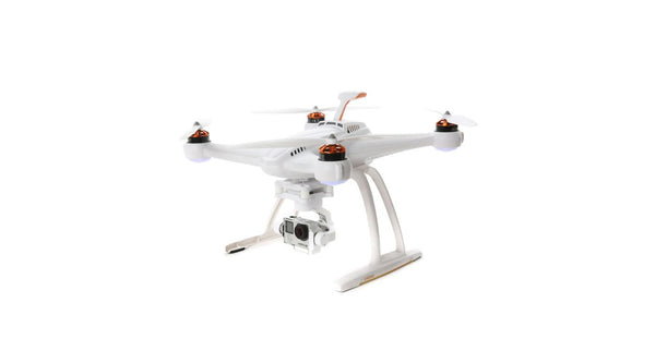 BLADE Chroma w/ 3 Axis Gimbal Go-Pro Hero 4, ST10+ - Red Rocket Hobby Shop