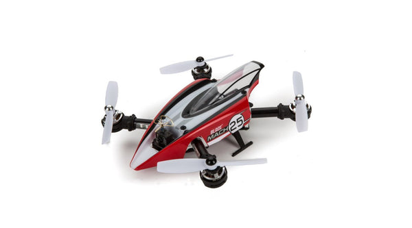 BLADE Mach 25 FPV Racer BNF Basic - Red Rocket Hobby Shop