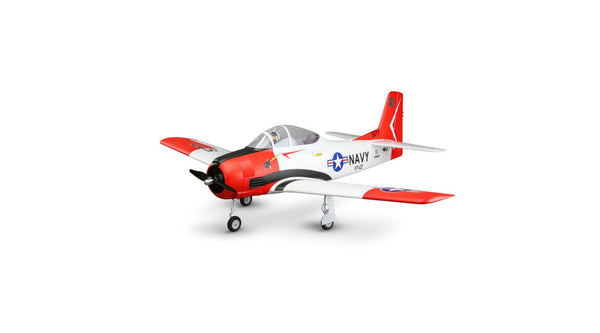 E-flite Carbon-Z T-28 BNF Basic with AS3X Technology - Red Rocket Hobby Shop