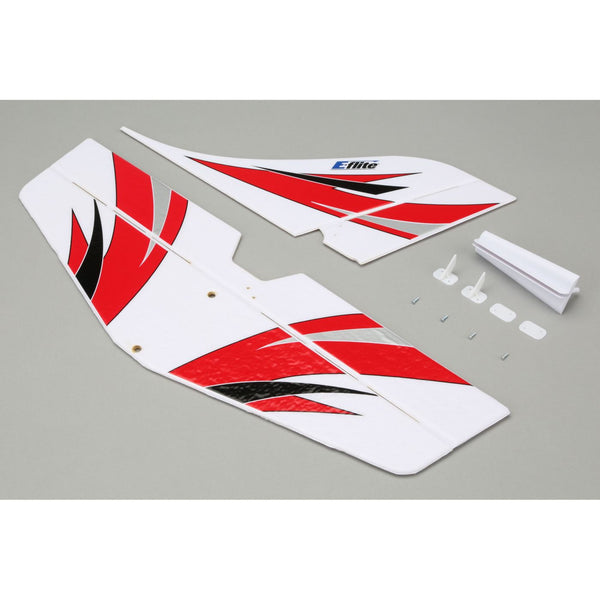 E-Flite Tail Set Apprentice S 15e RTF - Red Rocket Hobby Shop