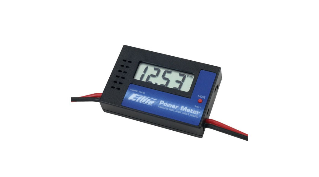 E-flite Power Meter - Red Rocket Hobby Shop
