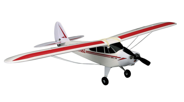 HobbyZone Super Cub S RTF with SAFE - Red Rocket Hobby Shop