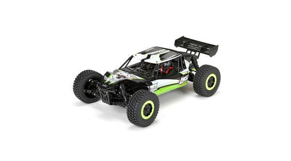 Losi TEN-SCBE RTR, AVC: 1/10 4WD SCBE (GRN) - Red Rocket Hobby Shop