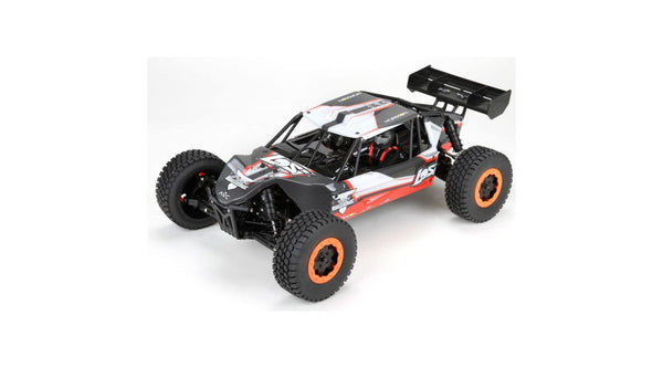 Losi TEN-SCBE RTR, AVC: 1/10 4WD SCB (ORG) - Red Rocket Hobby Shop