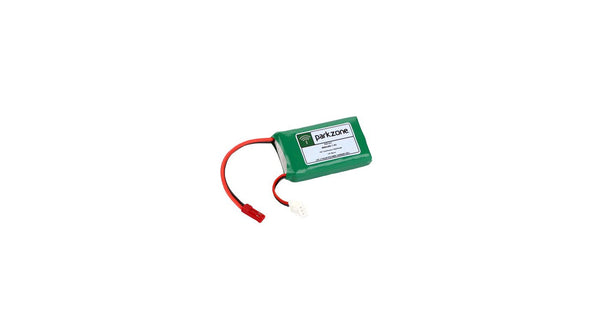 ParkZone 7.4V 800mAh LiPo Battery - Red Rocket Hobby Shop