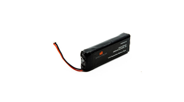 Spektrum 2600 mAh LiPo Transmitter Battery: DX18 - Red Rocket Hobby Shop