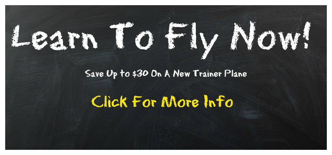 Learn To Fly Promotion