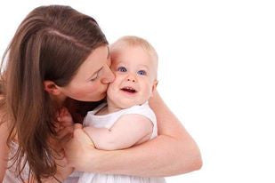 Why Does A Mother Kiss Her Baby?