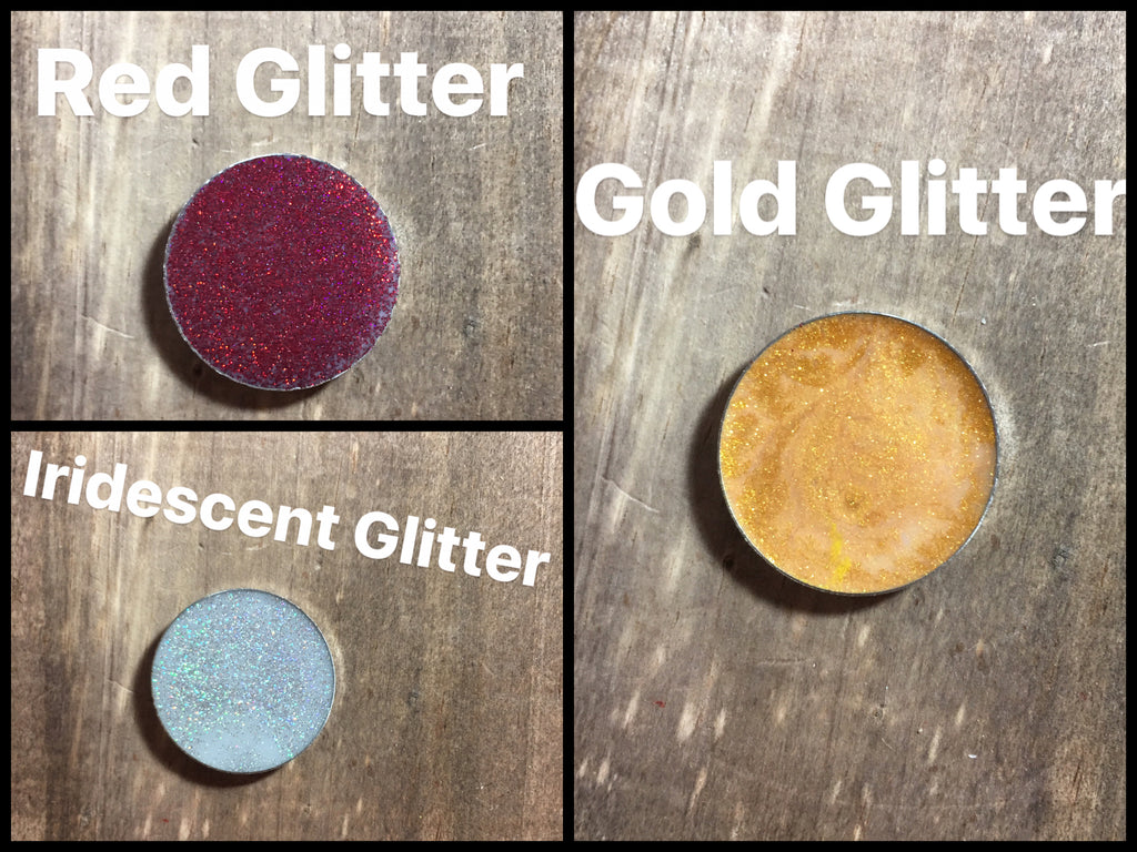 glitter pigment add ons to breast milk jewelry