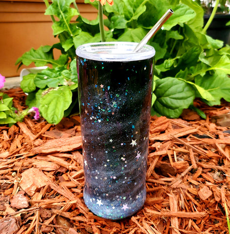 Keepsake Tumbler - BreastMilky Way Galaxy Tumbler