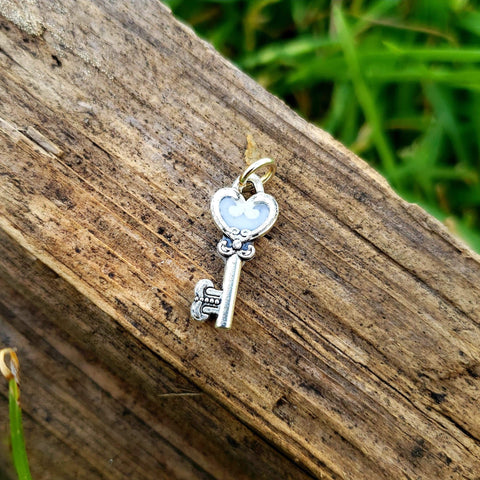 Breastmilk Key Charm