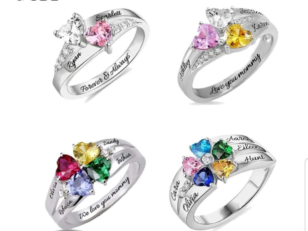 Customizations for The Mother's Ring
