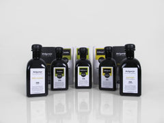 Melgarejo Pack Selection of Award Winnning Cold Pressed EVOO Extra Virgin Olive Oils, 43 Oz.