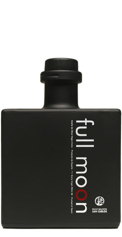 Full Moon Pago Baldios San Carlos- Award Winning Cold Pressed EVOO Extra Virgin Olive Oil 17-Ounce Glass Bottle