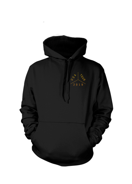 USA 2019 Worship Tour Hoodie (LIMITED SUPPLY)