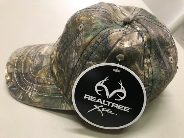 Camo Realtree Hat