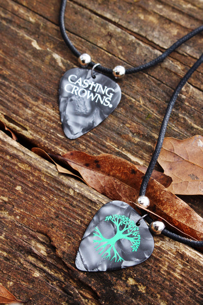 Guitar Pick Necklace - Casting Crowns Online Store