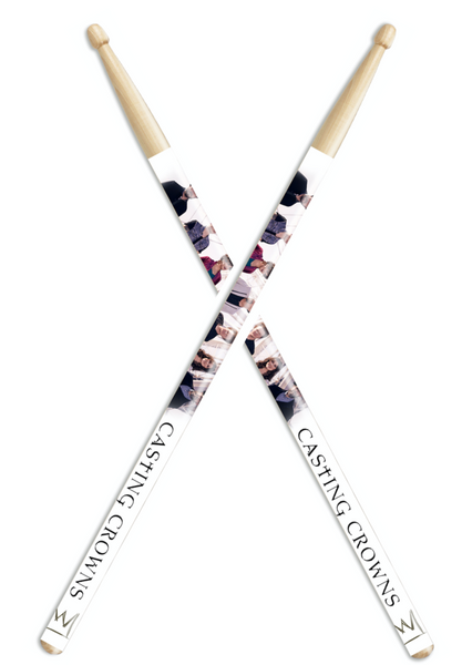Casting Crowns PHOTO Drumsticks