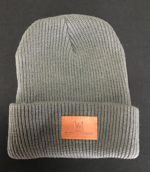 Casting Crowns Grey Beanie