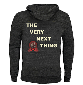"The Very Next Thing Tour ""Leaf"" Hoodie"