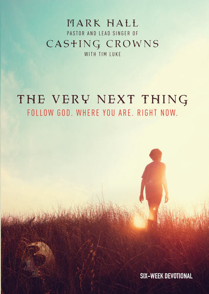 The Very Next Thing Devotional Book