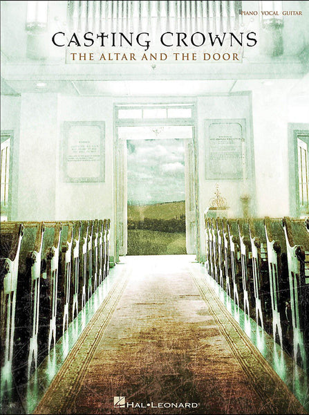 Altar and the Door Songbook - Casting Crowns Online Store