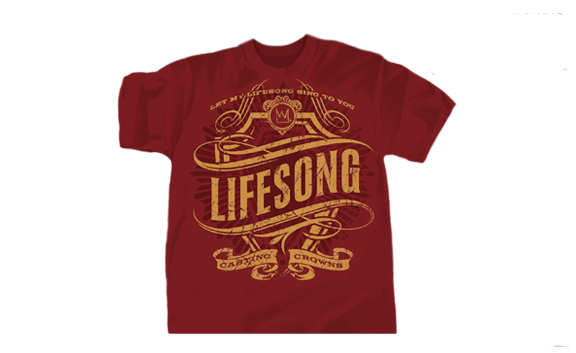 Lifesong Red Tee