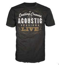 Acoustic Sessions Tour Tee (without cities)