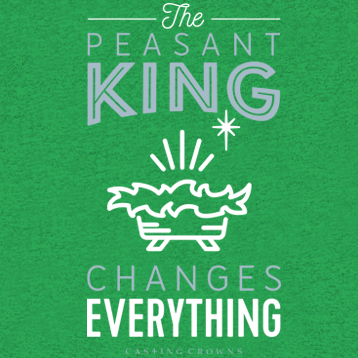 Peasant King Green T-Shirt