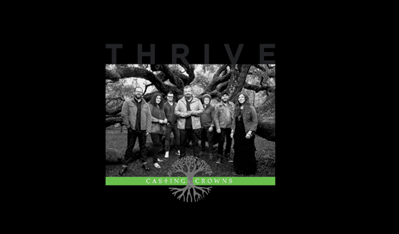 Thrive Photo Tee - Casting Crowns Online Store