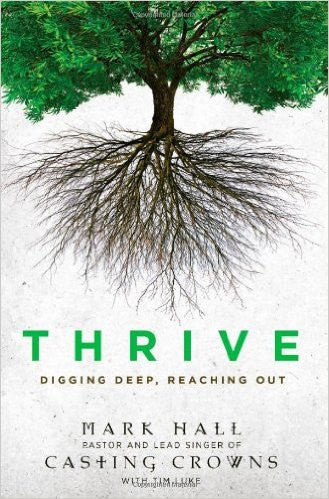 Thrive Book (paperback) - Casting Crowns Online Store