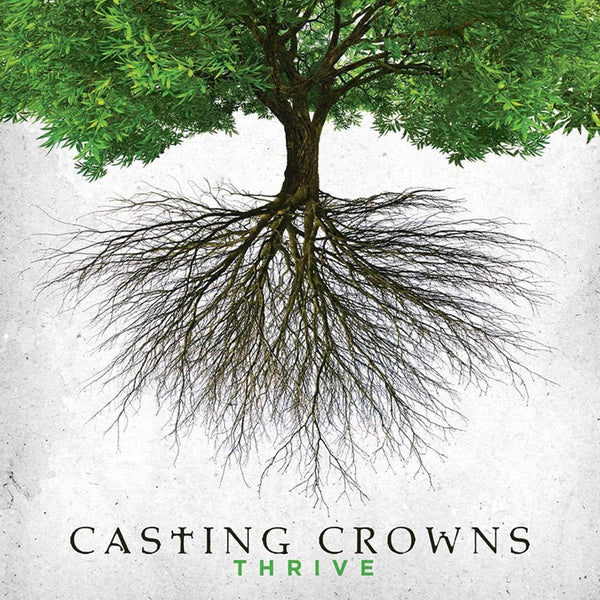Thrive CD - Casting Crowns Online Store