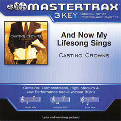 Lifesong Sings Performance Track - Casting Crowns Online Store