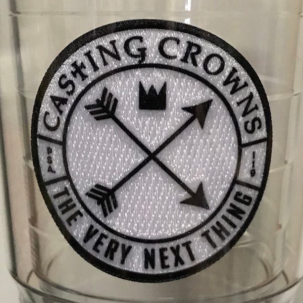 The Very Next Thing Patch Tervis