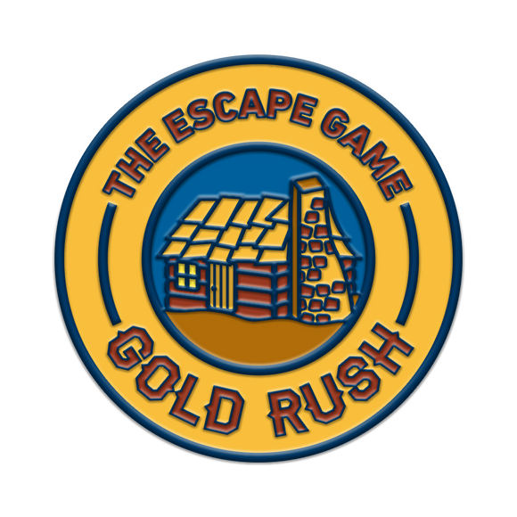 Gold Rush Pin