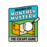 Off The Grid Monthly Mystery Pin