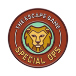 Special Ops: Mysterious Market Pin