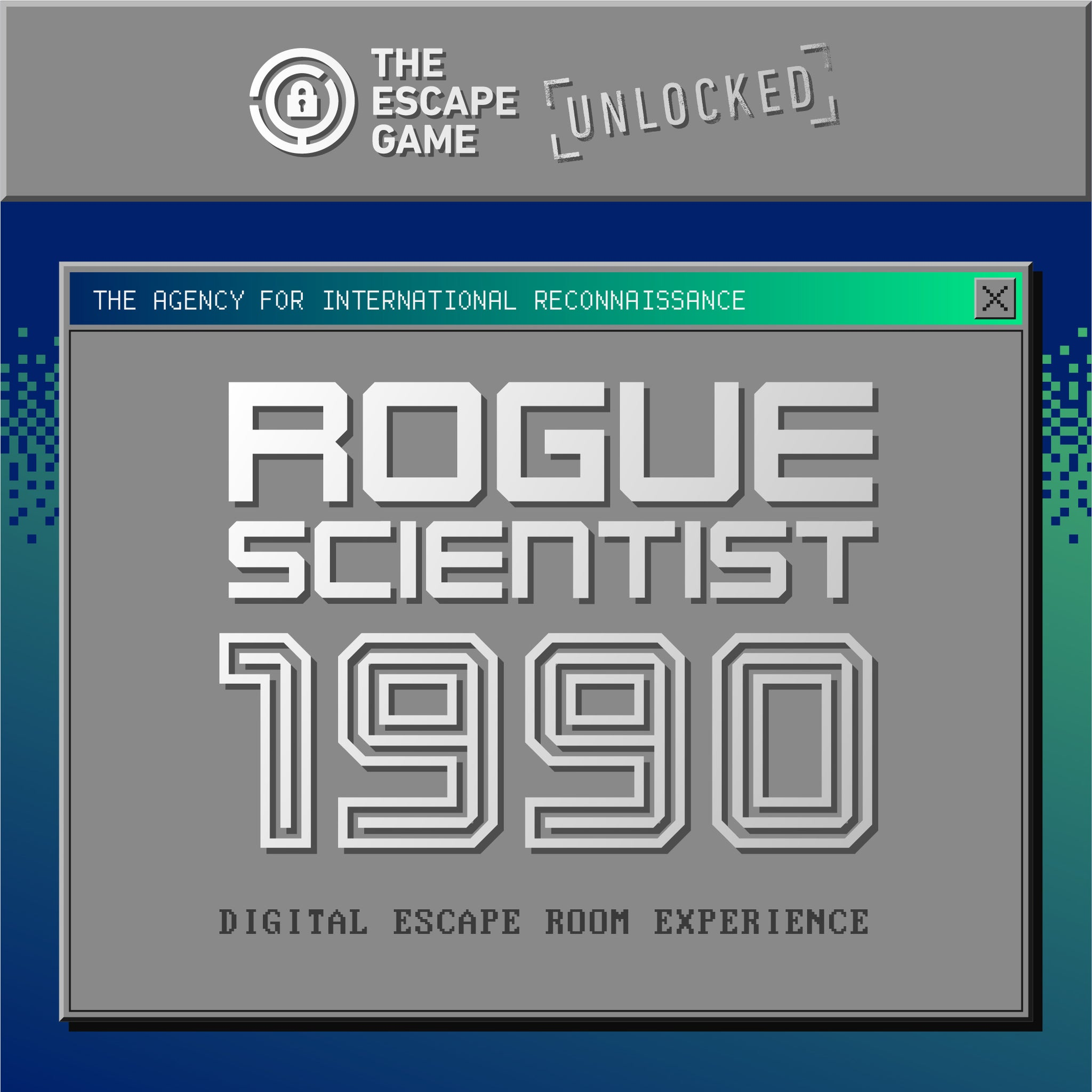 Unlocked: Rogue Scientist 1990 [Digital Activation Code]